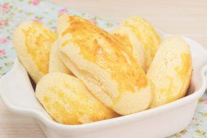 Pão de Tapioca sem Glúten